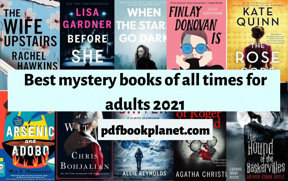 Mystery Books For Adults 2021
