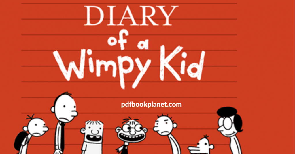 Diary Of A Wimpy Kid By Jeff Kinney Pdf Free Download