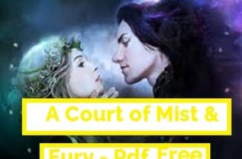 A Court Of Mist And Fury By Sarah J. Maas- Pdf Book Planet