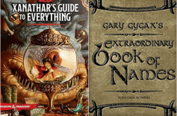 Xanathar's Guide To Everything Pdf - Pdfbookplanet.com